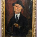 Modigliani (1915) bought by Picasso