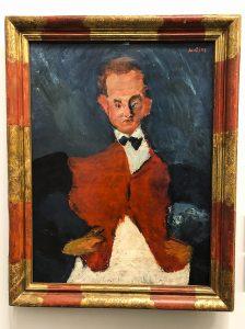 Chaïm Soutine, Le Garçon d'étage (~1927)