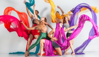 BrockusRED in Dance Back. Photo by Denise Leitner