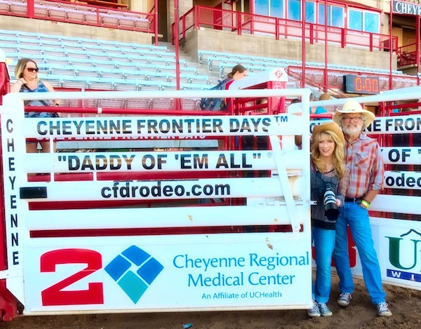 Cheyenne Frontier Day; Wyoming; Rodeo; Culturalweekly.com