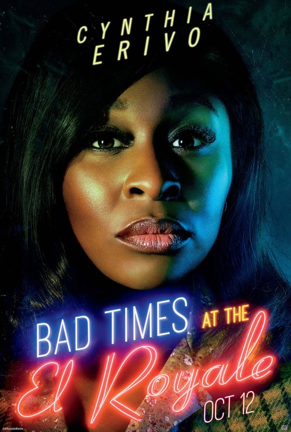 Cynthia Erivo-Bad Times at El Royal © Fox
