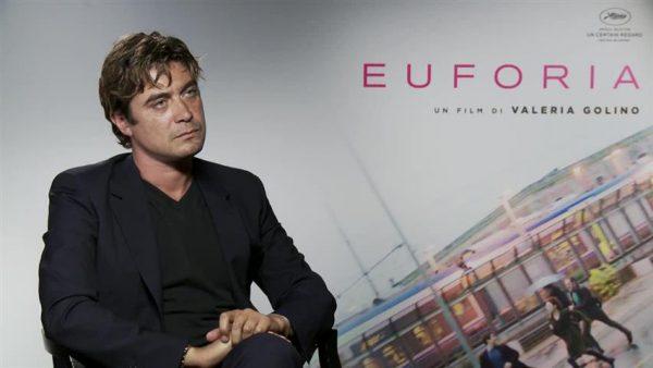 Euforia, Riccardo Scamarcio