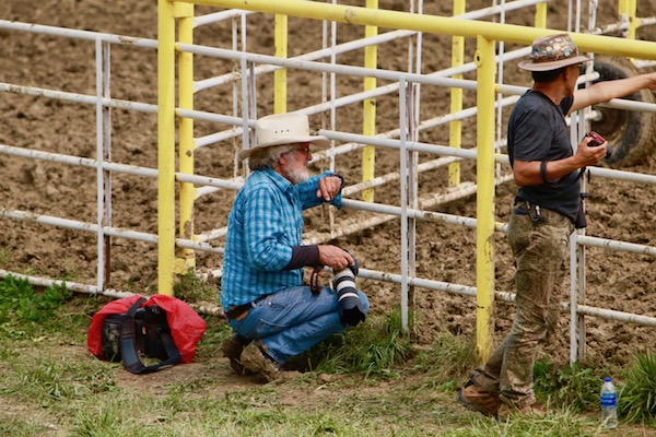 Photographer Jim Storm_Crow Agency Rodeo_Montana_2018_Photography by Valerie Pronio Stelluto_cultural weekly