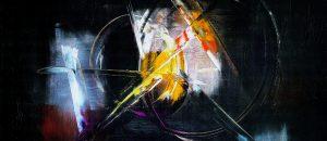 Judit Reigl Abstraction