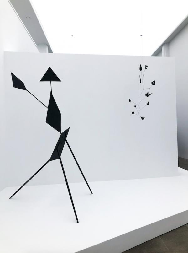 Calder: Nonspace (Photo: James L Chapman)