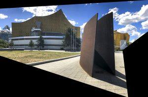 Berlin Philarmonic - Architect: Hans Scharoun