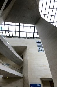 German Historical Museum - Addition by I. M. Pei