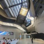 MAXXI - Lobby Architect: Zaha Hadid