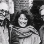 Carlo Di Palma, Adriana Chiesa and Woody Allen