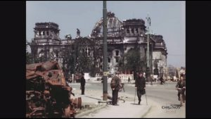 The Reichstag, 1945