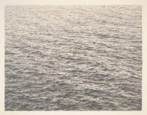 Vija Celmins, Ocean