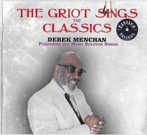 Derek Menchan album cover