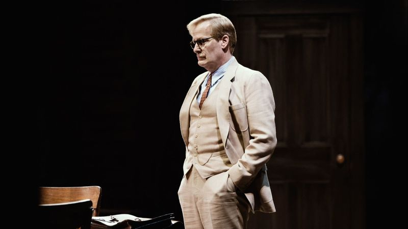 Jeff Daniels in To Kill a Mockingbird. Credit: Julieta Cervantes