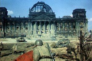 Reichstag, 1945