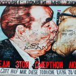 "Berlin Wall: ""My God help me to survive this deadly love"""
