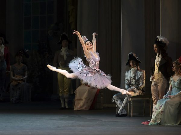"American Ballet Theatre's ""Harlequinade"". Photo by Erin Baiano."