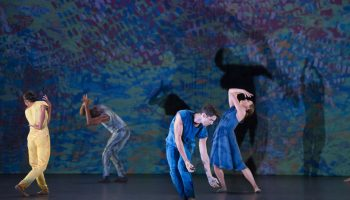 LA Dance Project. Photo by Laurent-Philippe.