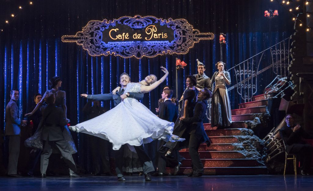 "Matthew Bourne's ""Cinderella."" Photo by Johan Persson."