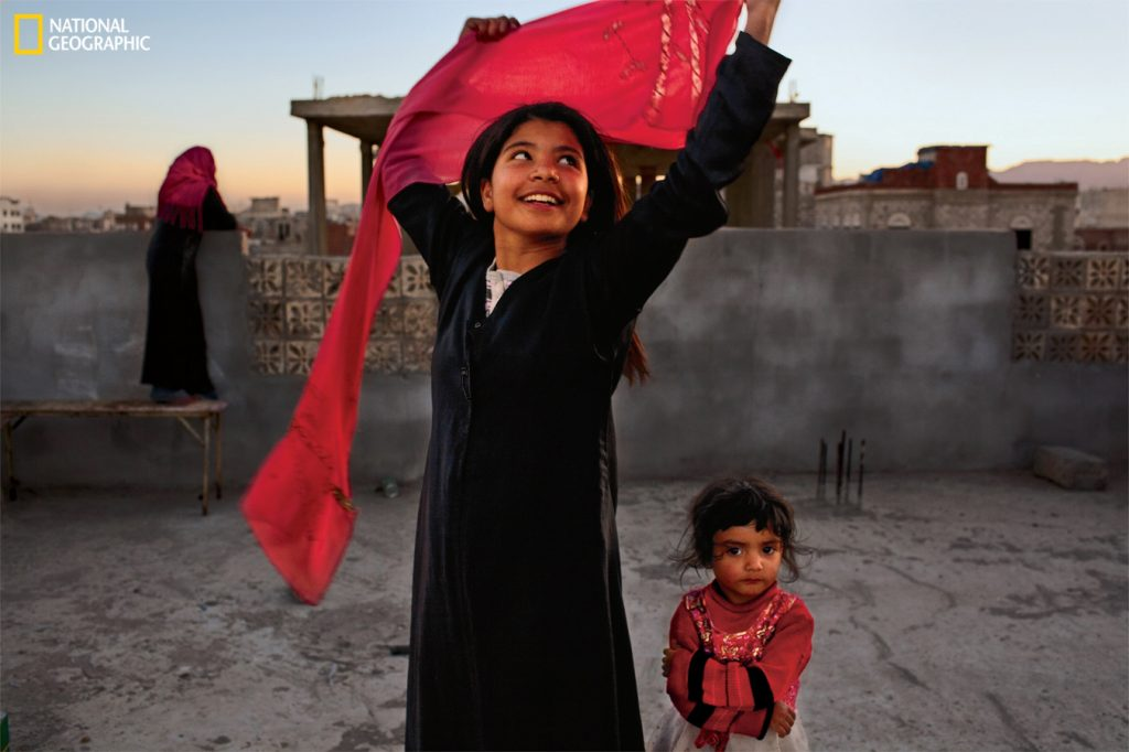 Child Marriage in Yemen © Stephanie Sinclair/National Geographic