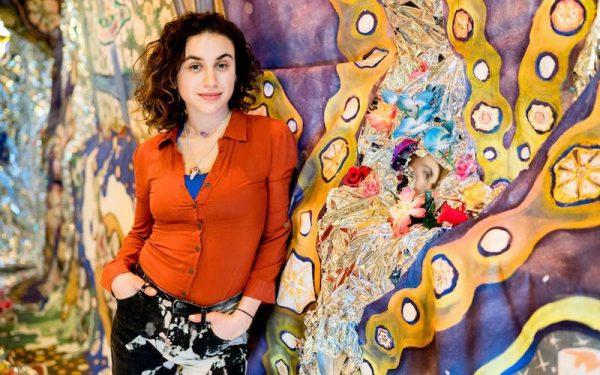 Artist Laurie Shapiro via Looure.com