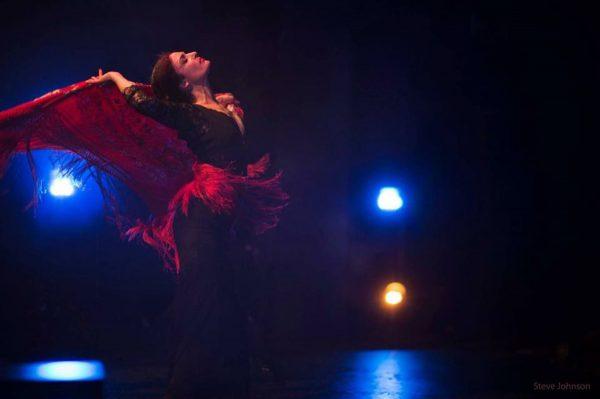 Forever Flamenco by Fanny Ara. Photo courtesy of Fanny Ara.