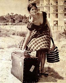 La ragazza con la valigia 1961