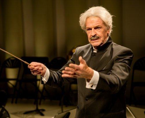 John Noble in Maestro. Credit: Shirin Tinati