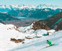 Mountain resort. Photo from Daniel Frank via Unsplash.