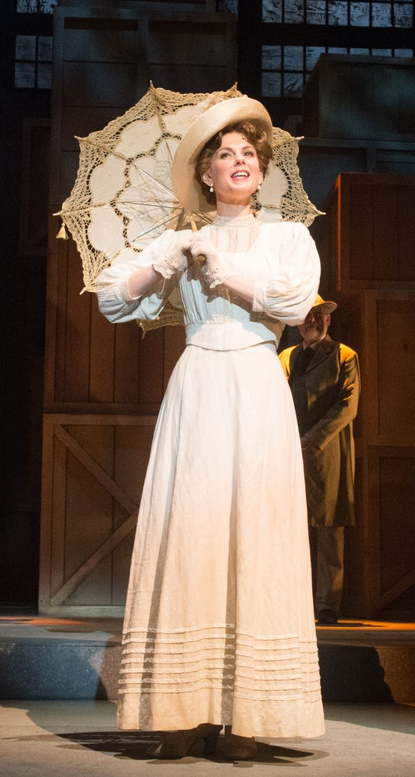 "Shannon Warne as ""Mother"" in Ragtime at The Pasadena Playhouse. Photo by Jenny Graham."