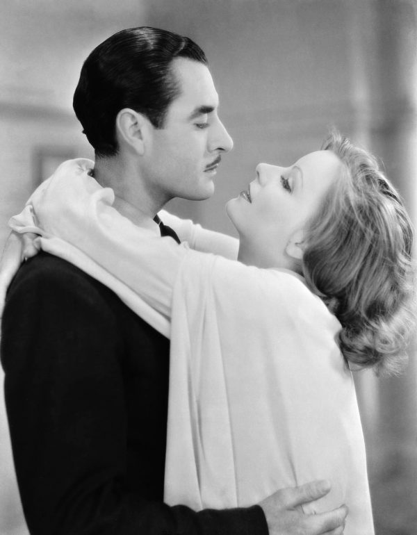 A Woman of Affairs, 1928-Greta Garbo, John Gilbert