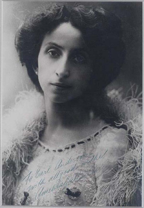 Amelita in 1918