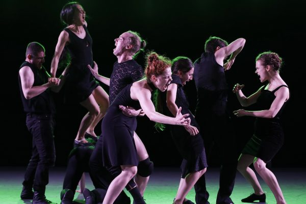 Batsheva Dance Company. Photo courtesy of the artist.