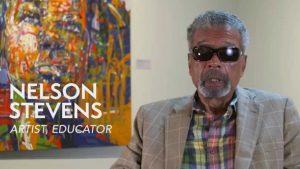 Nelson Stevens, Artist, Educator.