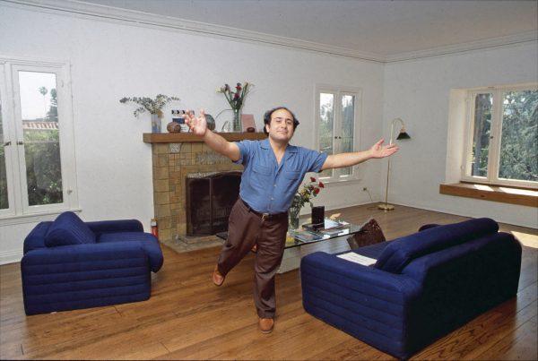 Danny DeVito, photo by Elisa Leonelli (c) 1981