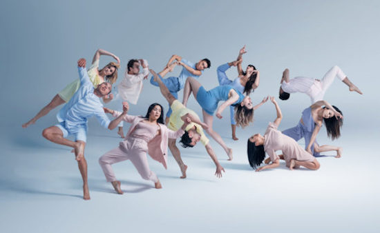 Entity Contemporary Dance in Moves at the Montalbán. Photo courtesy of the artists.