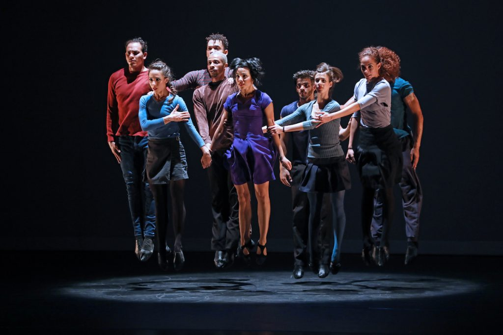 Malpaso Dance Company. Photo by Bill Hebert.