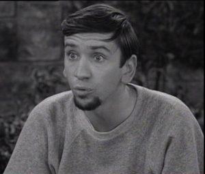 Bob Denver as Maynard G. Krebs