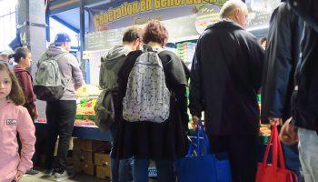 public market scene