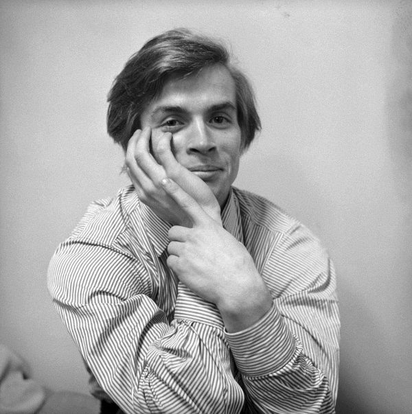 Rudolf Nureyev (courtesy of CineLife Entertainment)