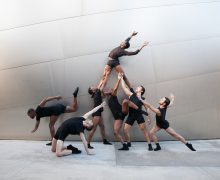 L.A. Dance Festival's Pony Box Dance Theatre.  Photo courtesy of PBDT.