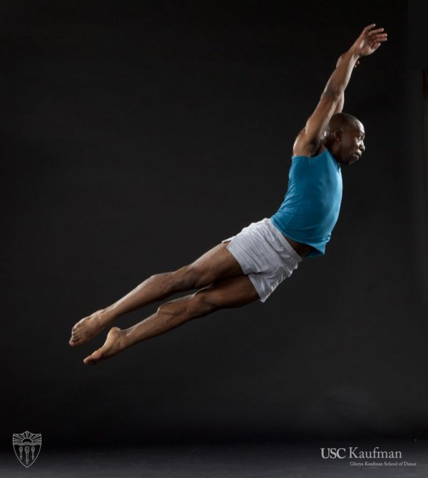 Austyn Rich. Photo courtesy of USC Glorya Kaufman School of Dance.