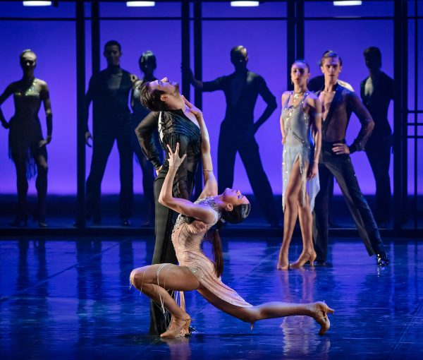 "Eifman Ballet's ""The Pygmalion Effect"". Photo by Michael Khoury."