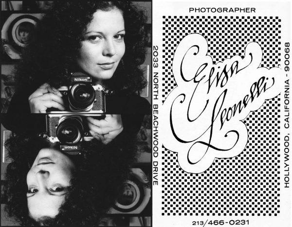 Elisa Leonelli card
