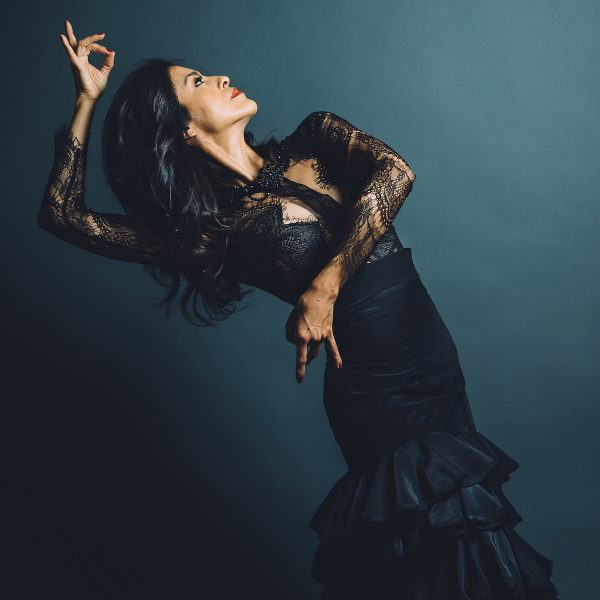 Forever Flamenco's Arleen Hurtado. Photo courtesy of Forever Flamenco.