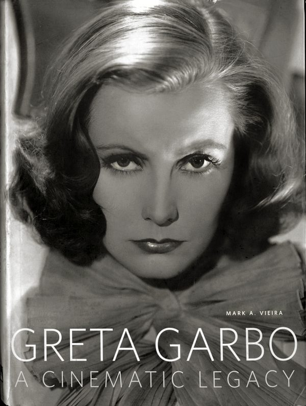 Greta Garbo Book Cover