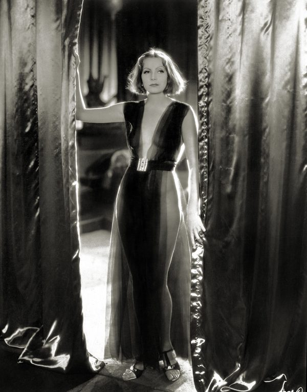 Greta Garbo-Mata Hari 1931, photo by Milton Brown