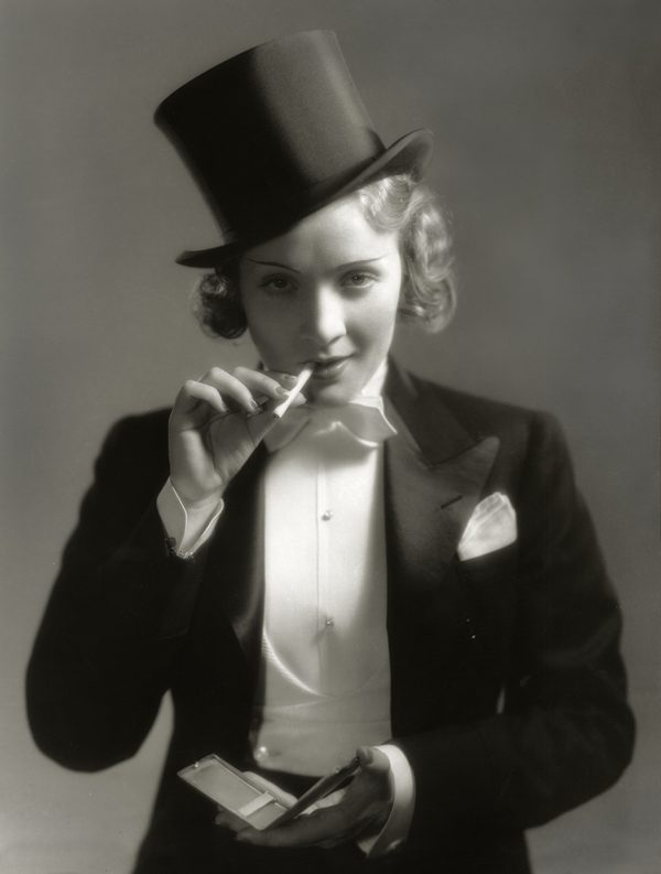 Marlene Dietrich-Morocco 1930, photo by Eugene Robert Richee
