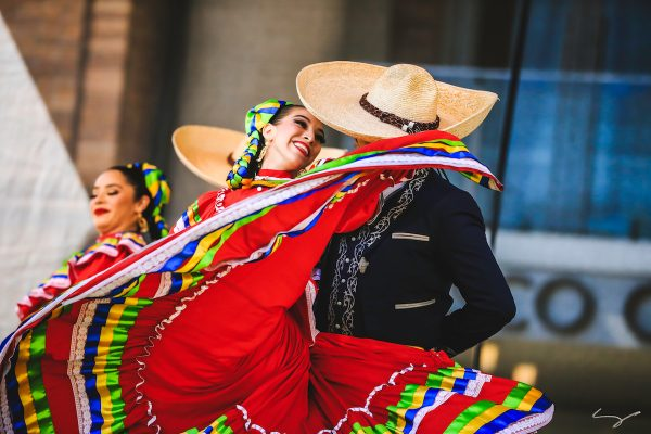 4th Annual Heartbeat of Mexico Festival. Photo courtesy of the artists.
