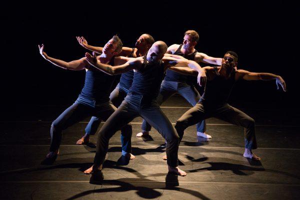 Sean Dorsey Dance. Photo by Lydia Daniller.