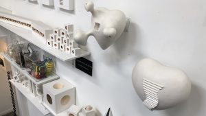 Sculptures - Elisabeth Orleans